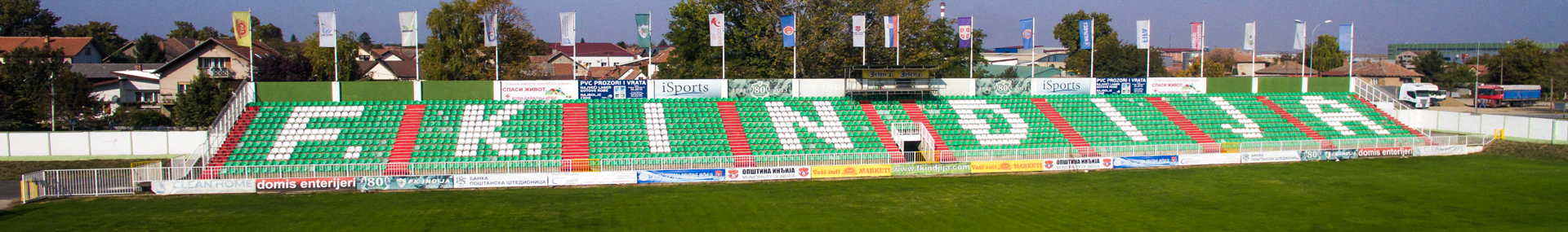 footer stadion